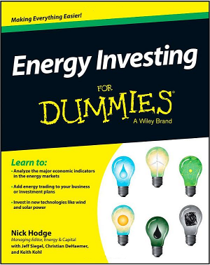 Energy Investing for Dummies 300px