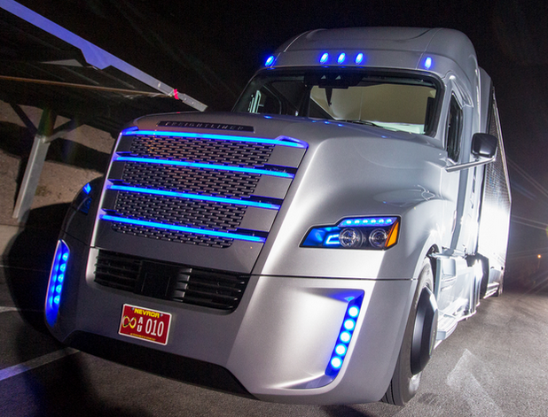 Self-Driving Trucks Are Ready to Do Business