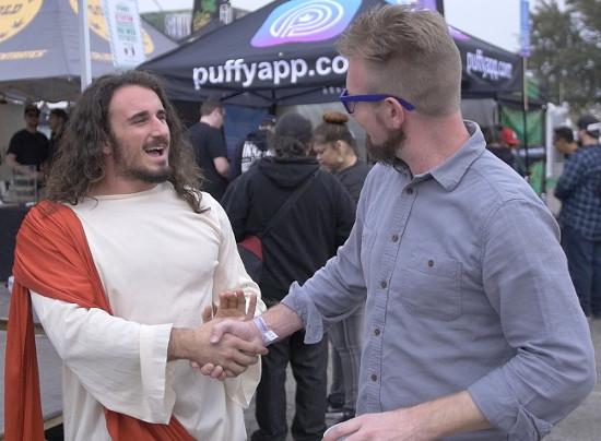 jimmy and pot jesus