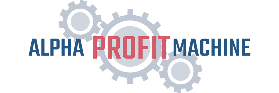 Alpha Profit Machine logo