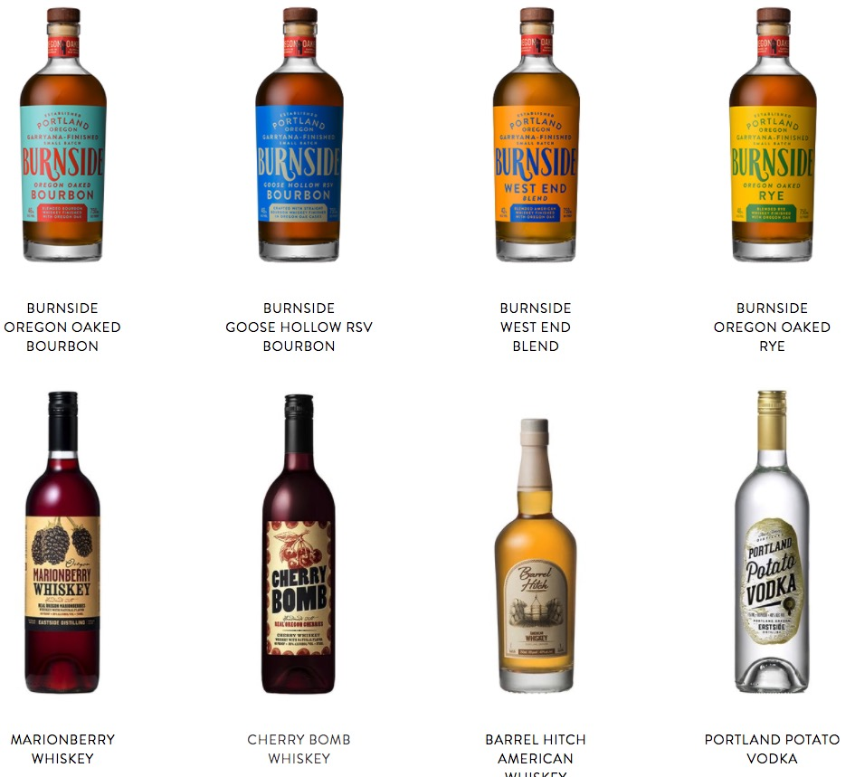 Eastside Distilling Brands