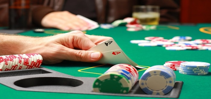Why Trust Someone Who Plays Poker with Toothpicks?
