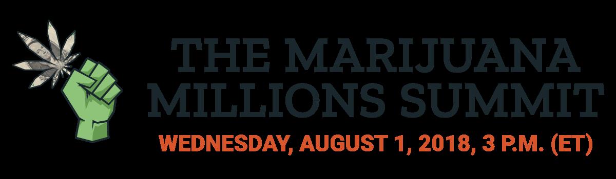 The Marijuana Millions Summit