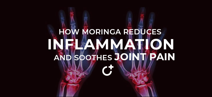 Moringa Soothes Joint Pain
