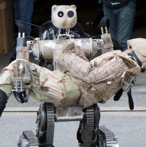 Search And Rescue Military Robots