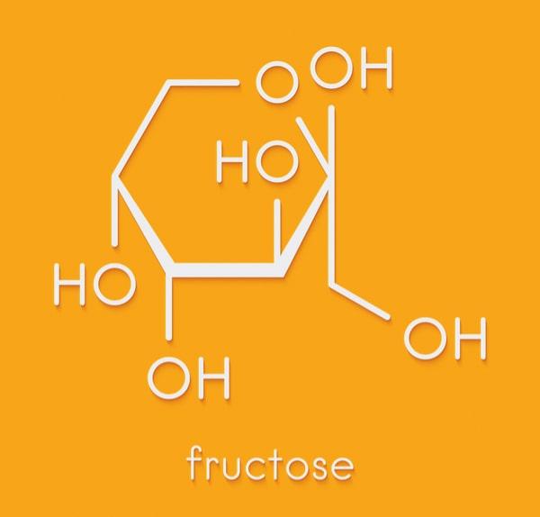 Frcutose Molecule