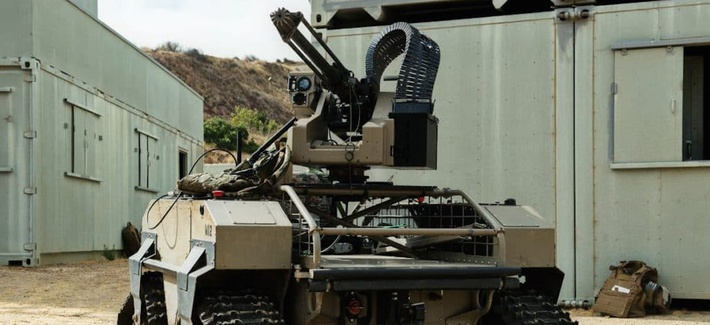 Killing Machines: The Army Wants Robot Warriors