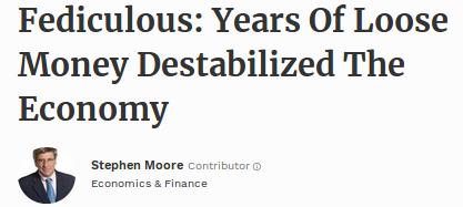 Moore Fed Headline