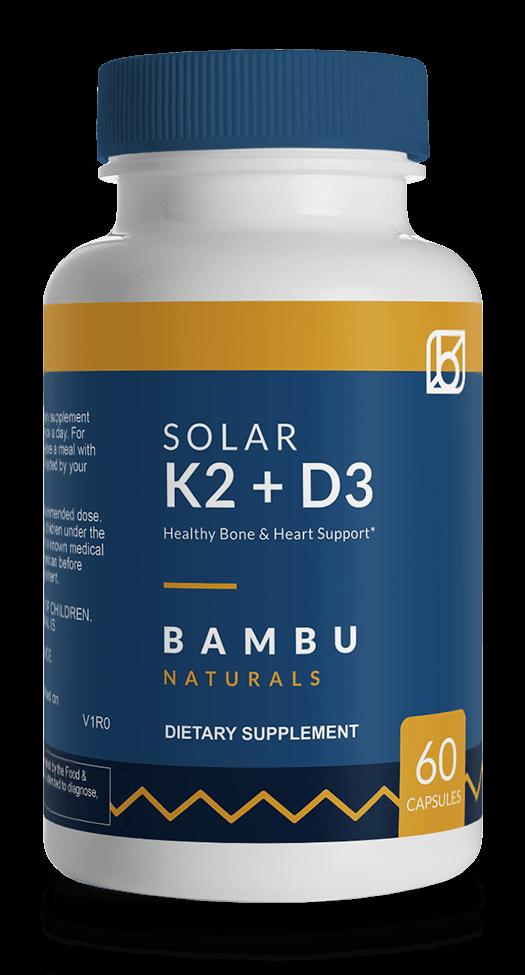 solar k2 d3 bottle