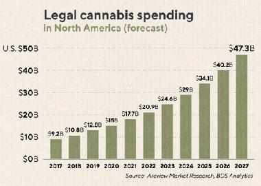 cannabis chart