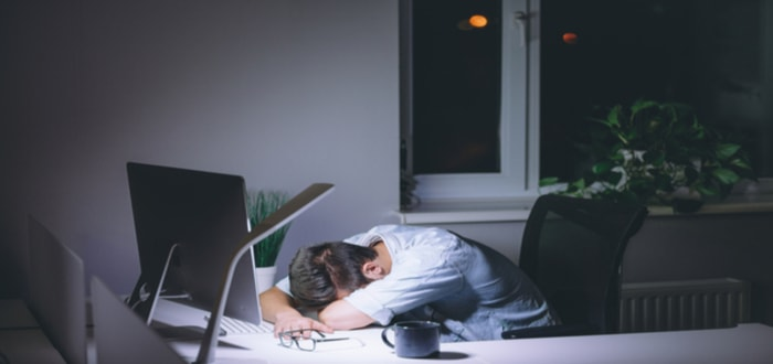 5 Reasons You're Tired All the Time