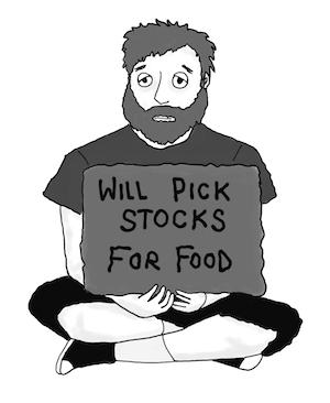 stocks for food