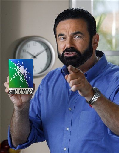 billy mays aramco