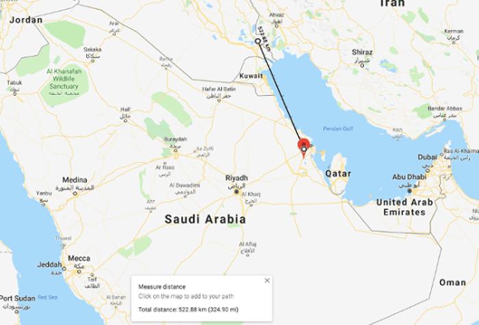 saudi arabia iran drone attack