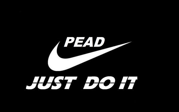 PEAD Nike Logo