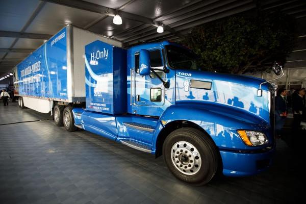 blue gas truck 2