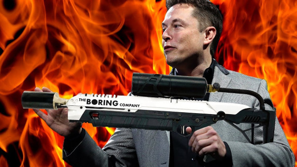elon flamethrower