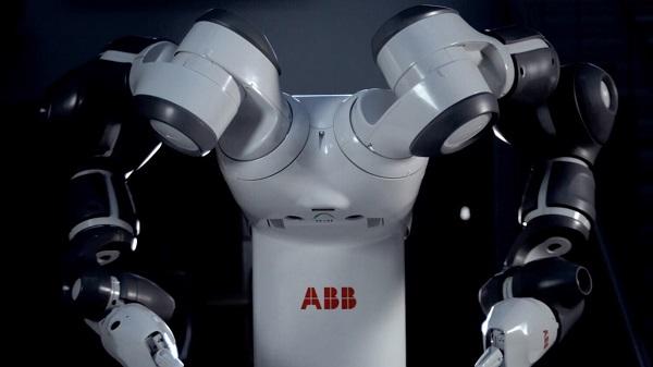 ericsson abb swisscom robot