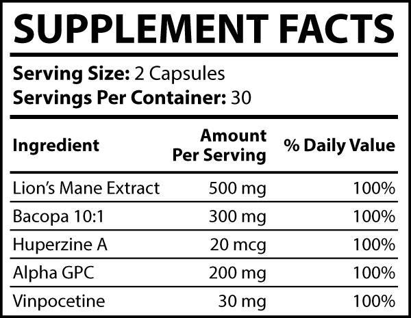 nvj puromind supplement
