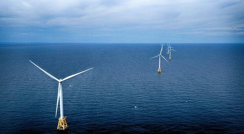 Work Begins on Massive Offshore Wind Farm