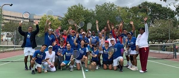 cuban tennis team