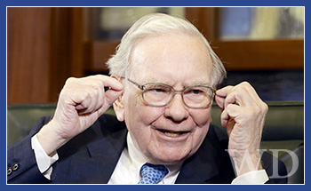 Buffett's $123 BILLION Bet
