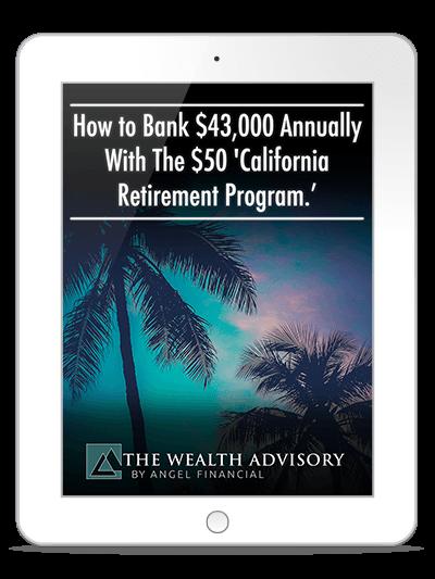 twa california retirement report