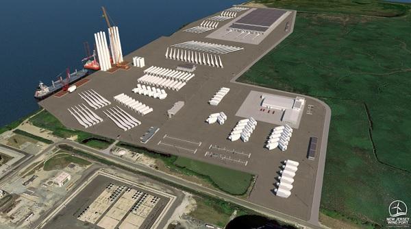 NJ Wind Port Phase 1