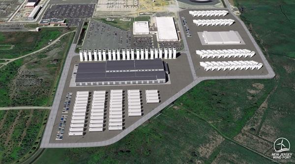 NJ Wind Port Phase 2