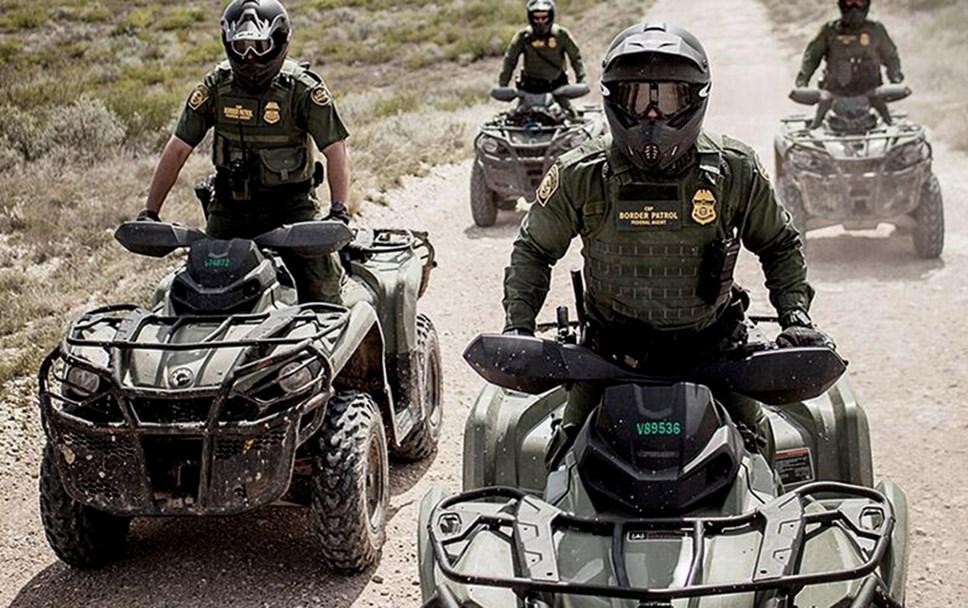 CBP ATVs