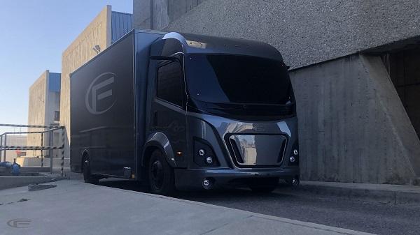 cityfreighter truck