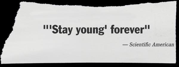 tao anti aging young
