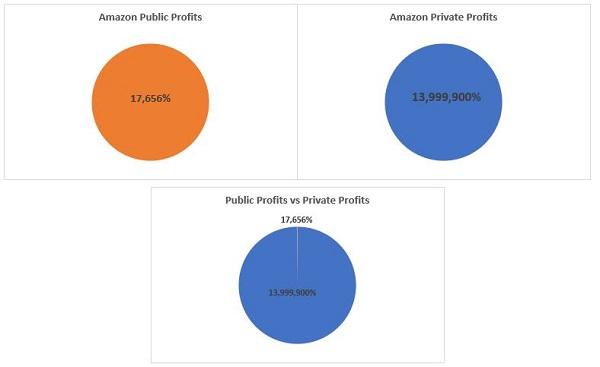 amazon public vs private chart