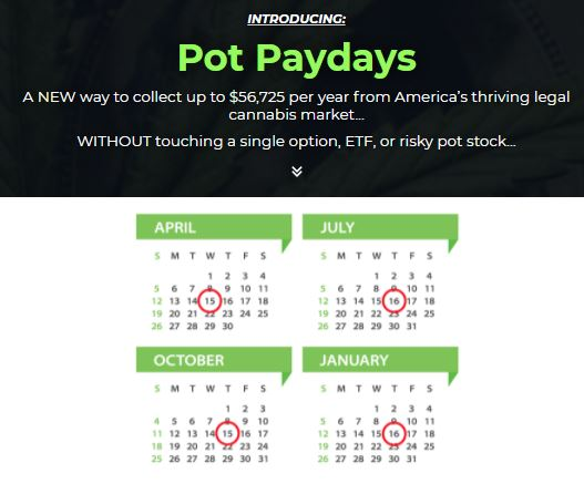 pot paydays screen shot