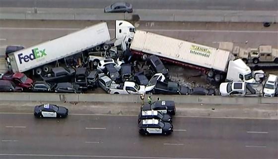 NBC Texas Crash