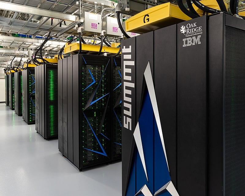Supercomputer IBM