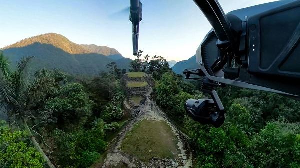 COLOMBIA-1 lidar sensor