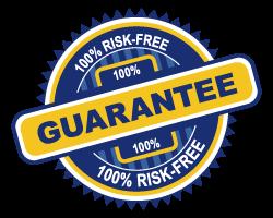 100 risk-free guarantee