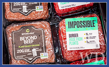 Impossible Foods Targets a $10 Billion Valuation