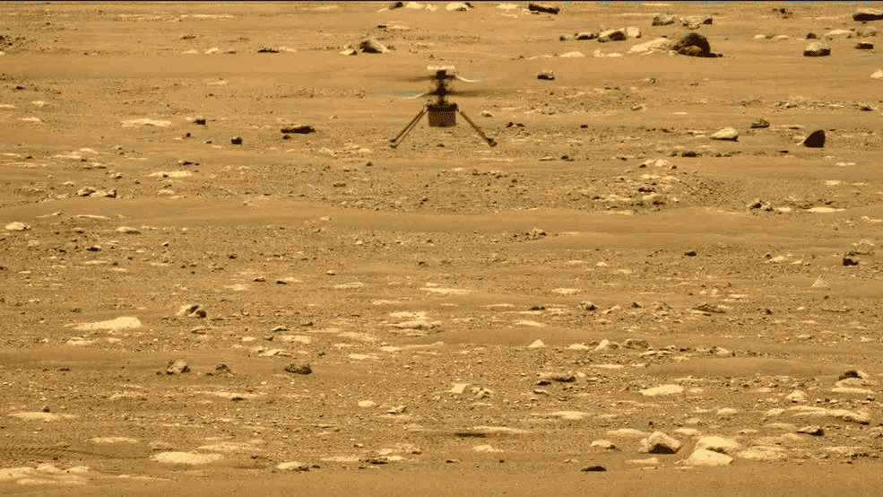 Mars Copter
