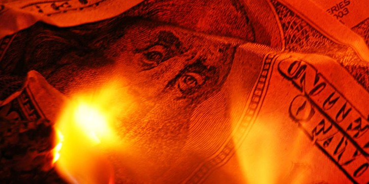 The Fed Fiddles While Americans Burn