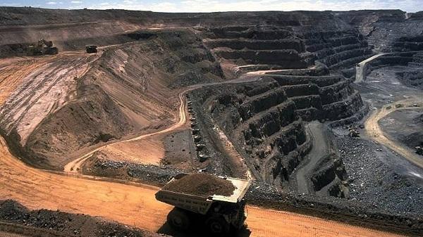 lithium mine