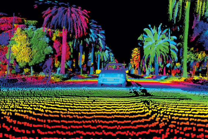 Image 4 - LIDAR vision