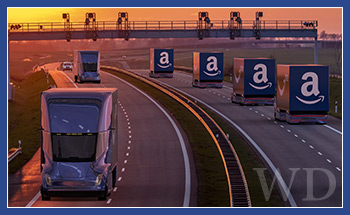 Amazon Hops Aboard the Ammonia Bandwagon